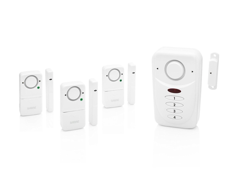 Seguridad privada set de alarma para el hogar for Alarmas para el hogar